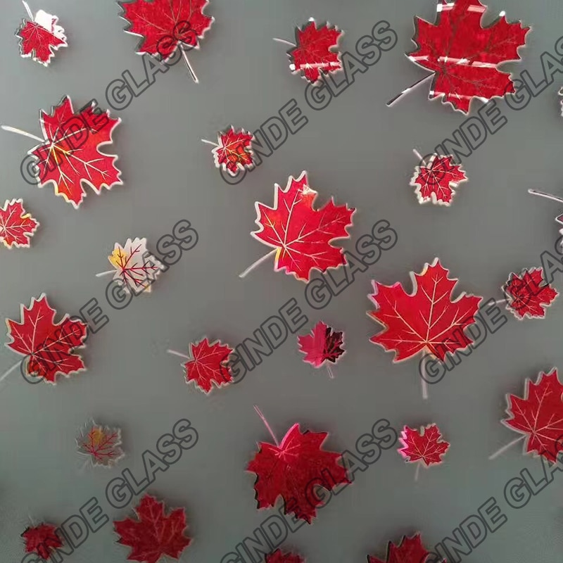Decorative Acid Ice Flower Glass Manufacture Wholesales China Company