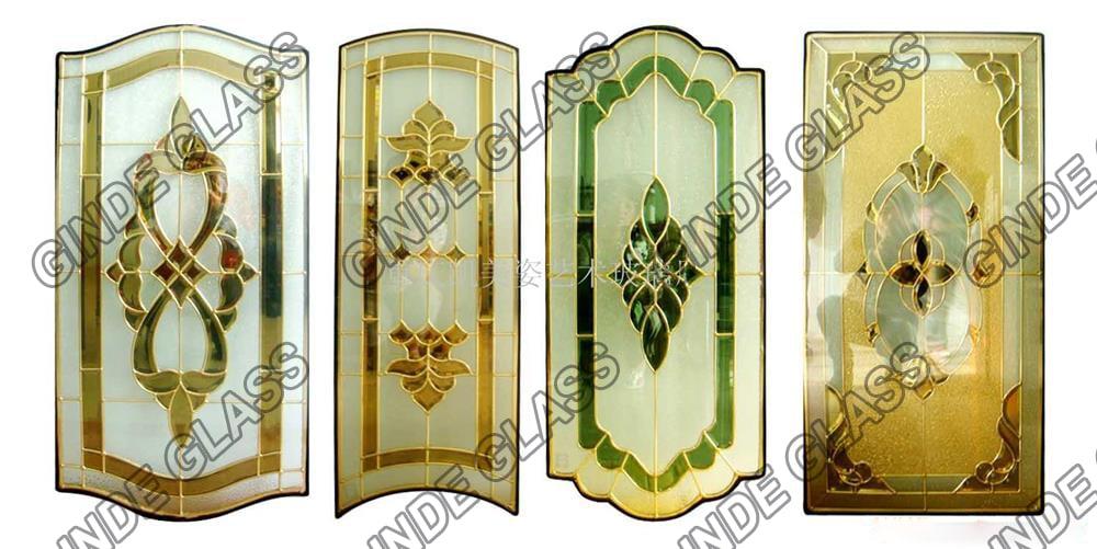 stained fiber glass for door and kitchen cabinet door