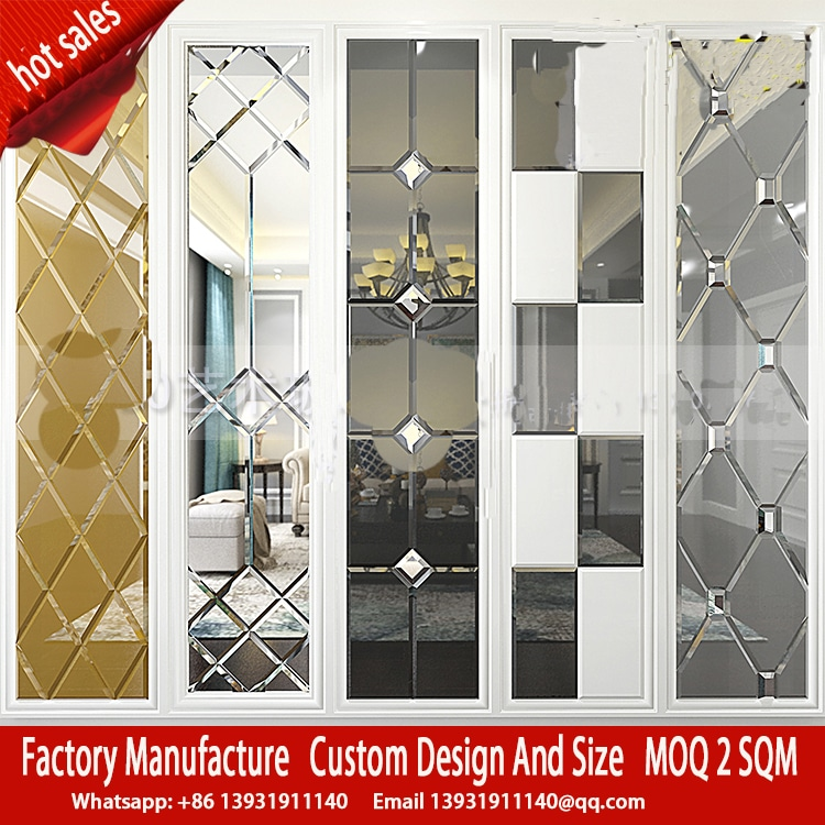 Decorative Decorative Wall Spell/Puzzle Acrylic Colored Mosaic Mirror