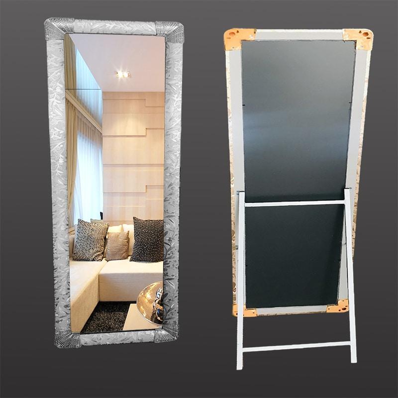 full length of dressing mirror